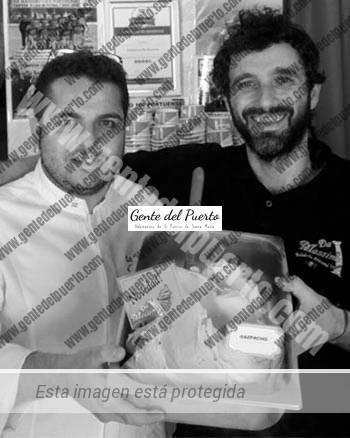 2.866. Borja Fernández y Massimo Pozzi. Sorbete de gazpacho, una 'Joint Venture' andaluz italiana.