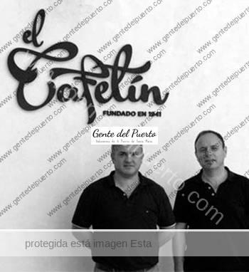 2.917. Oscar y Miguel Ángel Sordo Díaz. Reapertura de El Cafetín.