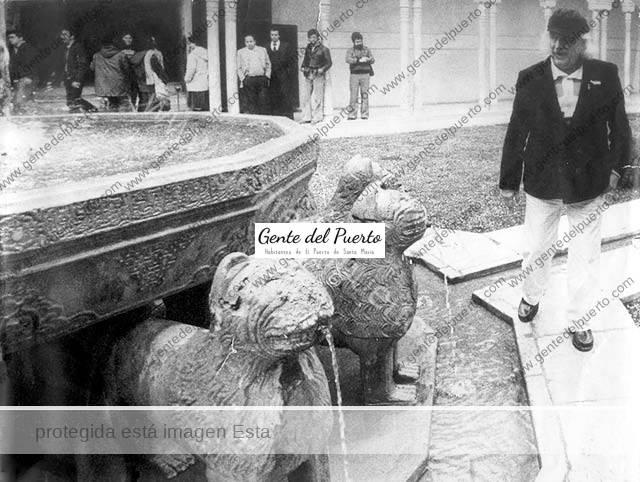 2.904. Rafael Alberti. 1980: el año en el que el poeta pisaba tierras granadinas.