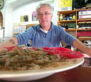 2.900. Ángel Lozano Sordo. Bar Santa María. In memoriam.
