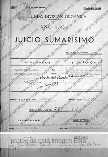 2.921. Josefa Muñoz Arniz. Pepa 'la del Gallo'. La única mujer en la II República que habló desde el balcón del Ayuntamiento.