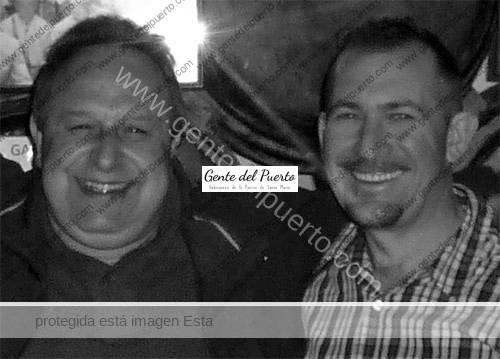 2.934. Luis Galán y Vicente Esquerdo. Comparsa 'El Ojo de Cai'.