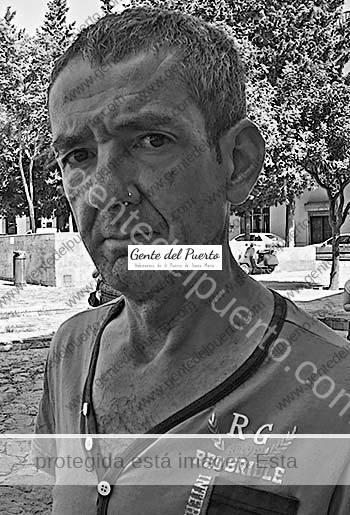 2.923. Rafael Camacho Pérez. Trabajador del Centro de Alzheimer 'Guadalete'.