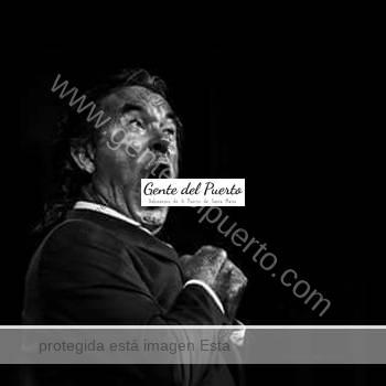 2.960. Antonio Puerto. En la Bienal de Flamenco de San Roque.