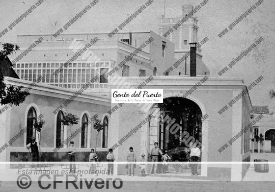 2.964. Las Bodegas de Mora, de Osborne. Imágenes del siglo XIX.
