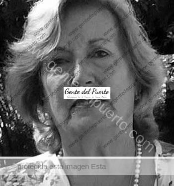 2.952. Hortensia Renedo Varela. Una de las primera voces femeninas de Radio Puerto, en la década de los 50.