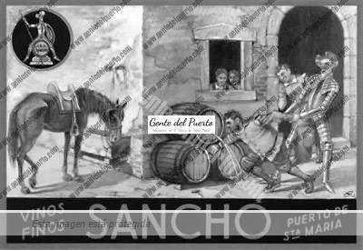 2.988. SOBRE LAS MARCAS DE VINO DE JEREZ DE LA SOCIEDAD A. & A. SANCHO (1905-1925)