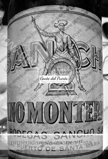 2.973. Fino Monterrey. Bodegas Sancho.