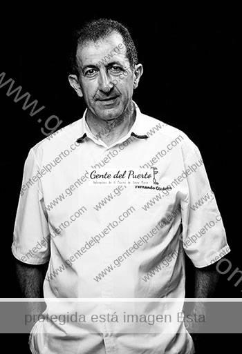 3.006. Fernando Córdoba, de El Faro de El Puerto Premio Solera 2016 a la mejor carta de vinos de la provincia de Cádiz.