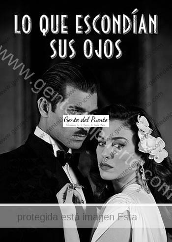 3.022.Lolú-Fête. La firma portuense ha confeccionado los vestidos de la miniserie 'Lo que escondían sus ojos'.