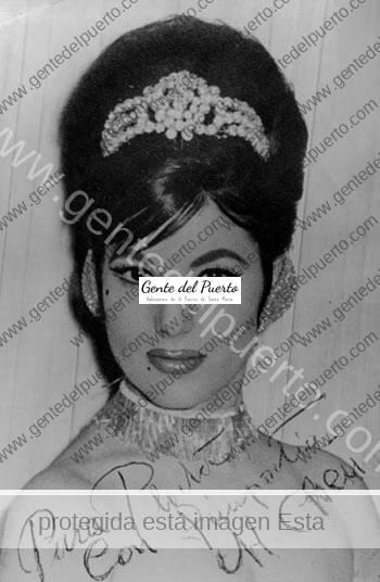 3.035. Muere Manolita Chen. Su espectáculo fue un habitual de las Ferias de El Puerto de la segunda mitad del s. XX.
