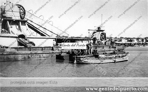 3.045. Decadencia portuaria en El Puerto.