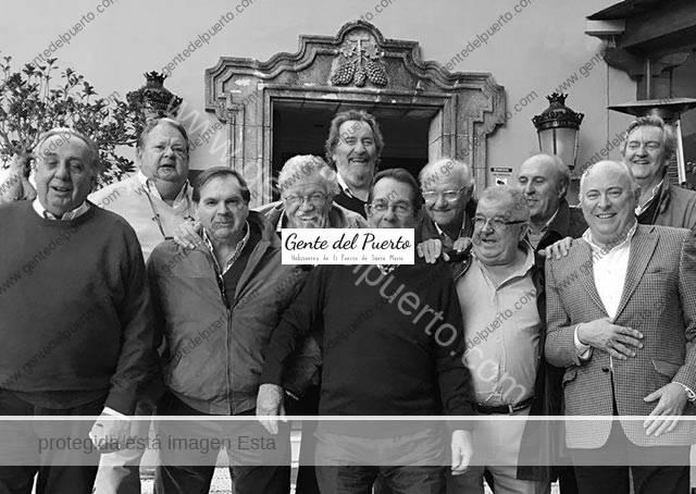 3.031. 'Los Tristes'. 60 años de amistad.