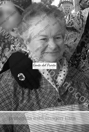 3.038. Adiós a María Buhigas Reina.