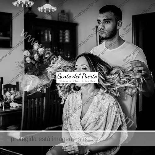 3.071. Christian Lara. Ganador de los Premios de Peluquería Andaluza 'Picasso 2017′