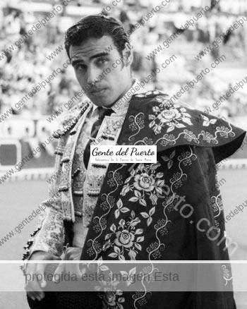 3.082. José Manuel Berciano. Se hace banderillero.