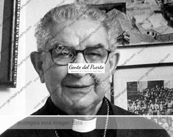 3.073. Rafael Bellido Caro. Primer Obispo de Jerez-Asidonia.