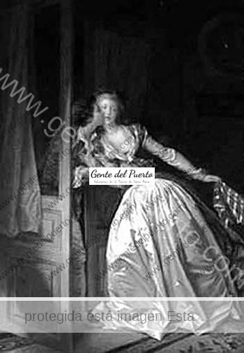 3.095. María Gertrudis Hore Ley. La misa de velaciones de la 'Hija del Sol'