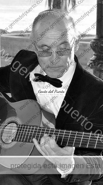 3.105. Antonio Villar Guerrero. Guitarrista flamenco y profesor de guitarra.