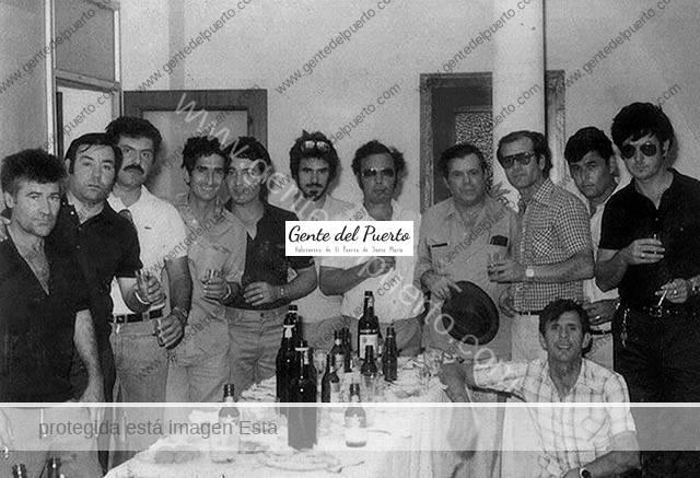 3.113. En la Cofradía de Pescadores. 1979.