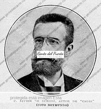 3.111. Javier de Burgos Larragoiti. 115 años de su fallecimiento.