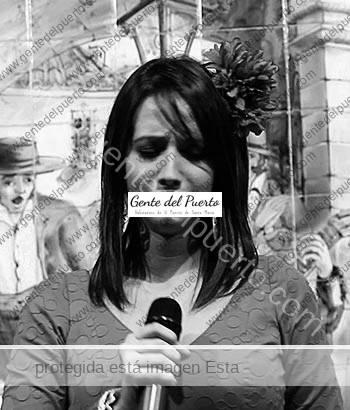 3.133. Alba Gallardo. La psicóloga cantante.