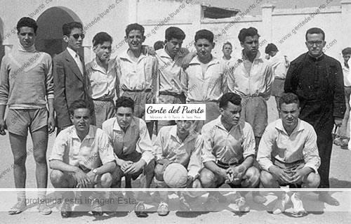 3.138. En el campo de la SAFA. 1958