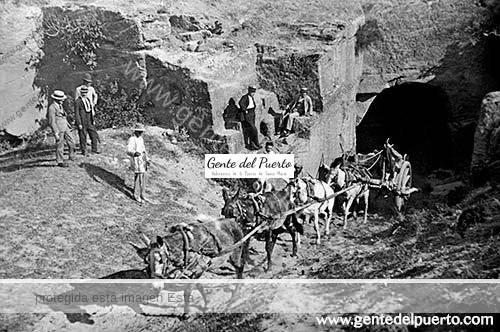 3.136. Pelayo Quintero Atauri. El arqueólogo y la Cueva de la Mujer en El Puerto.