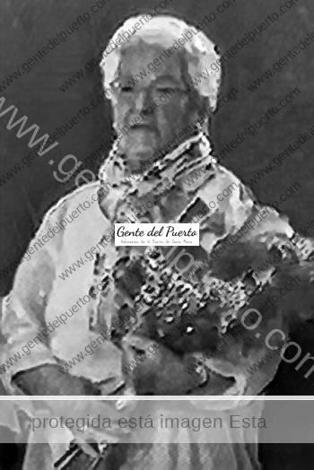 3.119. Francisca López Gallardo. Vecina del Año en 'Los Milagros'.
