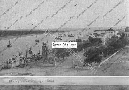 3.132. El Puerto de Santa María en la Colección Fotográfica Municipal de Cádiz.
