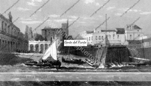 3.146. Richard Ford. El Viajero Romántico y El Puerto.