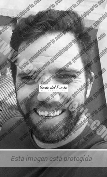 3.163. José Luis Caballero Jiménez. 'Wilito', en su partida.