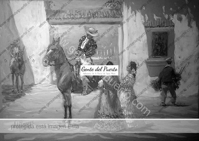 3.164. Adrián Ferreras. La Feria: tradición y luz.