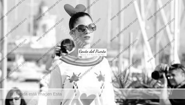 3.171. Cósima Ramírez Ruiz de la Prada. En la I Sherry Fashion Week.