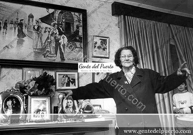 3.196. La quiniela millonaria de Pepa Sánchez Sevillano, la madre del Papi. Hace 20 años.