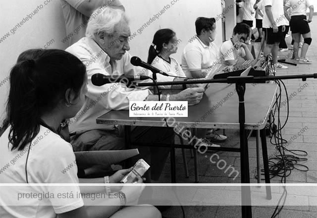 3.179. Luis del Olmo, un ilustre de la radio en el colegio de las Carmelitas