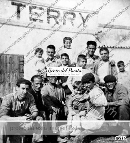 3.204. Los Carpinteros de Ribera. Oficio artesanal.