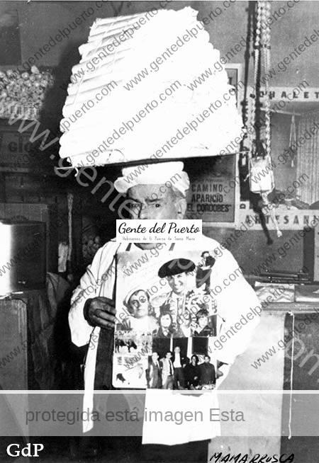 3.202. Juan Antonio Aparicio García. 'Mamarosca'.