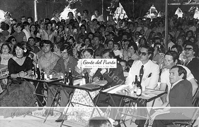 3.260. La Tertulia 'Tomás El Nitri' de Jurado en la Feria.