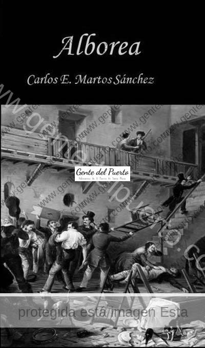 3.250. Carlos Martos. Publicada nueva novela 'Alborea'.