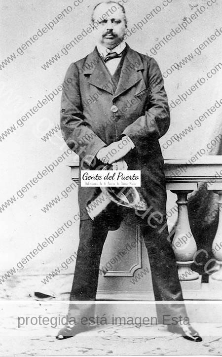 2.346. Anatole Demidof . Un ruso, viajero romántico por El Puerto