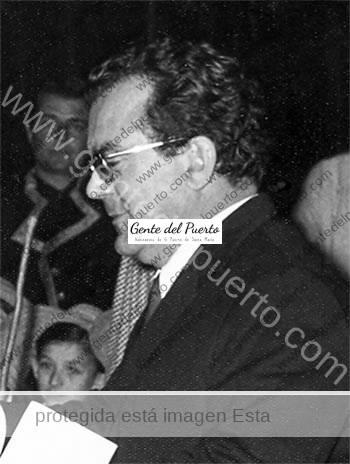 3.255. Antonio Romero Castro. El recordado Jefe del Negociado de Fiestas del Ayuntamiento