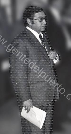 2.358. Federico Aguirre Fernández. El Oficial Mayor del Ayuntamiento.