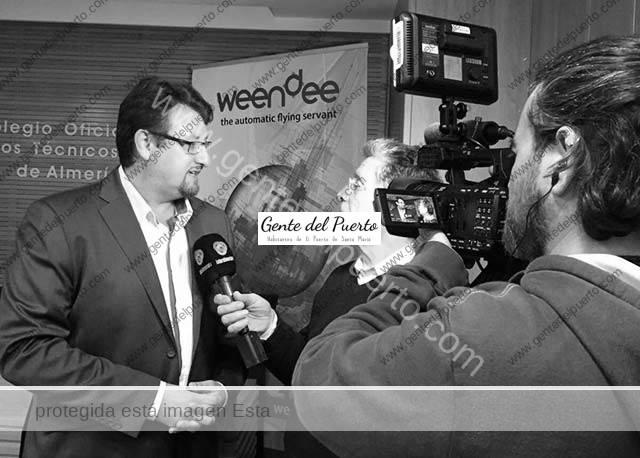 3.336. Manuel García Pacheco. Drones y Robótica. Director Ejecutivo de Weendee Technology.