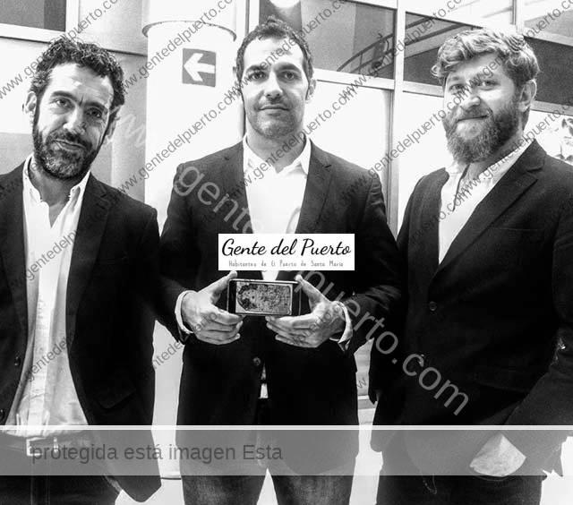 2.377. Entrevista a Alonso de Ojeda y Juan de la Cosa. La ficción que recrea a dos personajes vinculados con El Puerto y el Descubrimiento: 'Conquistadores: Adventum'.