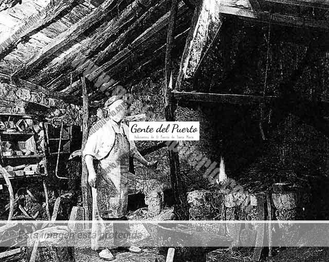 2.375. Diego Gálvez Fernández, 'el Gurrino'. Cantaor fragüero por excelencia