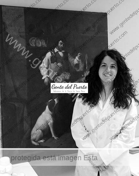 2.386. María del Mar Maraver Becerra. Restauradora de Obras de Arte.