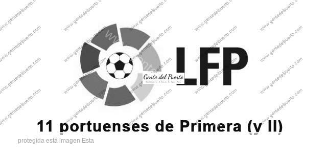 3.285. Once portuenses de Primera (División) y II