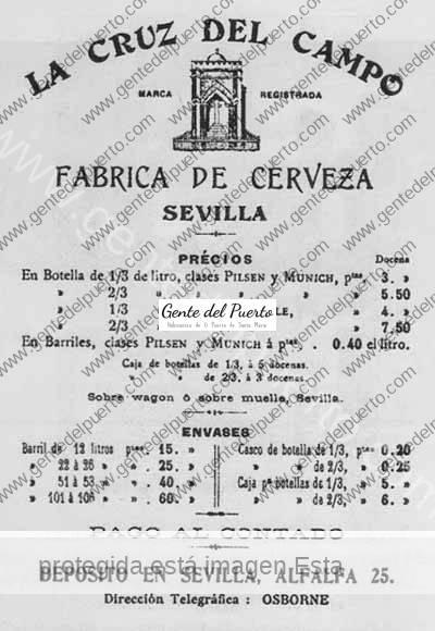 3.412. Roberto Osborne Guezala. Fundador de la cerveza Cruzcampo