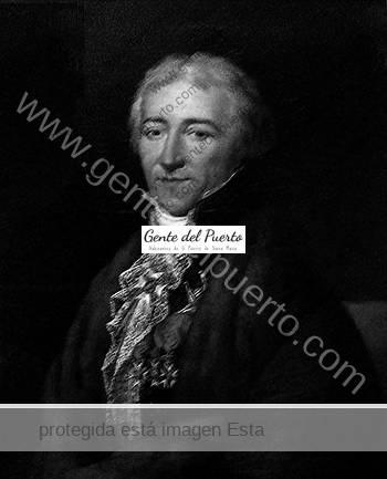 3.449. Jean François, baron de Bourgoing. El Puerto a finales del XVIII